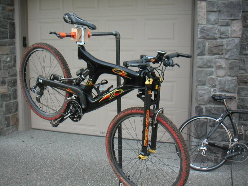 Repair Stand Carbon Frame Bike Forums